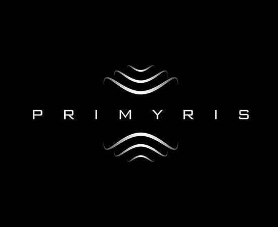 Logo noir et blanc primyris