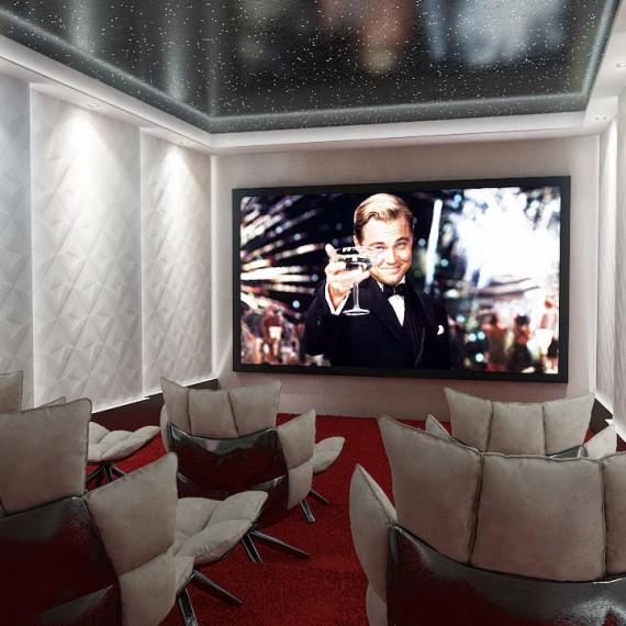 home cinema gatsby
