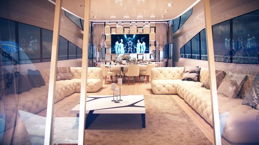 interieur bateau luxe yachting