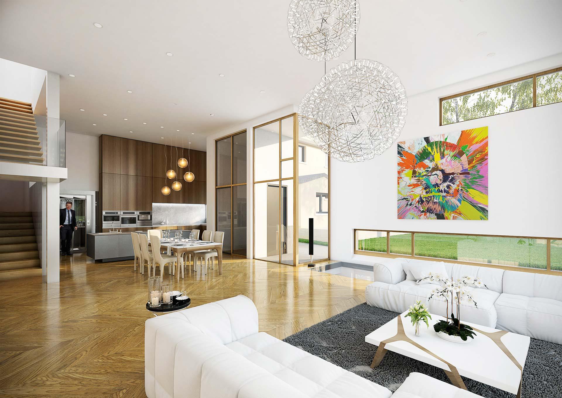 Image 3D promotion immobilière