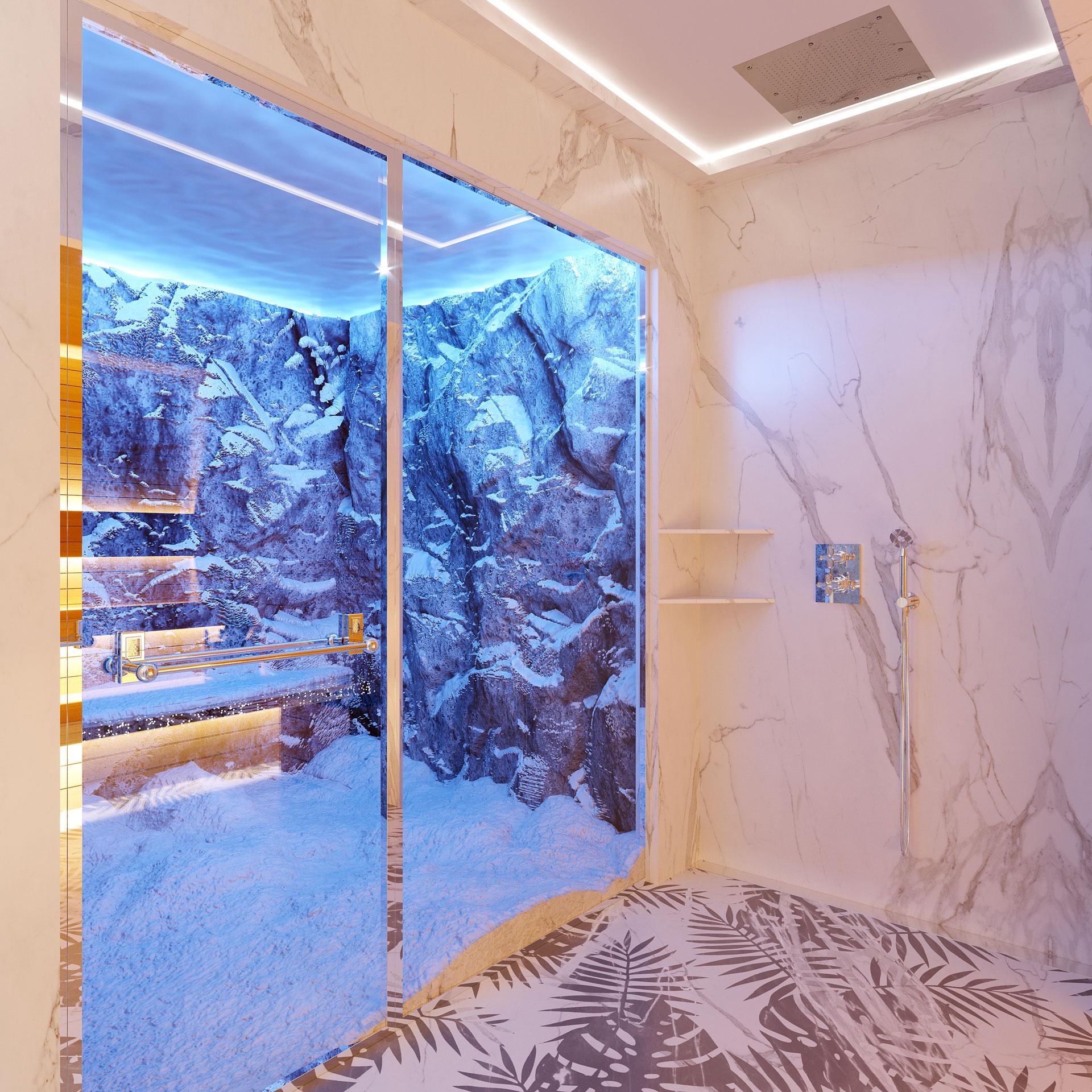 spa Imboulou - Alpes perspectiviste 3D